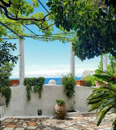 White and blue  #corfu #island #greece #paleokastritsa #white #blue #monastery #thelonelytraveler #travelphotography #travel #vacation #roadtrip #travelling #travelshoots