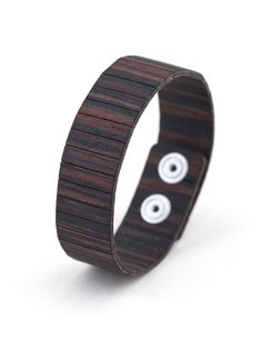 NATURE MAKASSAR EBONY  #bracelet #fashion #woodbracelet #wood #design #madeinitaly