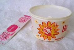"""""""Old School"""" is remembering those delicious ice cream cups with the wooden spoon on a warm day."""