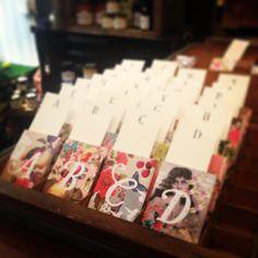 Libby McMullin Alphabet Cards