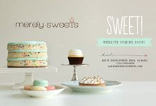 Small Shop Brand Styling Studio | Merely Sweets