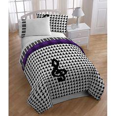 Glee Mercedes Bedding Comforter Set