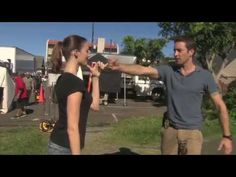 Hawaii Five-0: Behind The Scenes Stunts with Alex O'Loughlin - YouTube