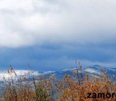 Alerta amarilla por viento y lluvias que podrán convertirse en nevadas en la Alta Sanabria