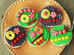 Zombie Cookies Recipe! (They eat each other, haha)
