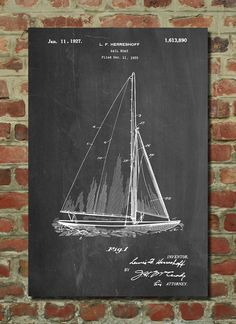 This patent poster is printed on 90 lb. Cardstock paper. Choose between several paper styles and multiple sizes. These are awesome posters of