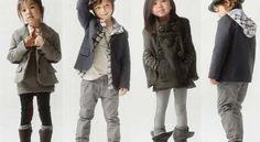 Moda bimbo per l'a/i 2014. Proposte fashion per bambine fashion