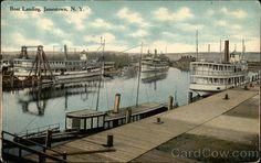 Boat Landing, Jamestown