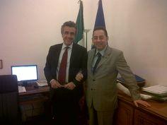 Incontro con il ministro Fabrizio Barca