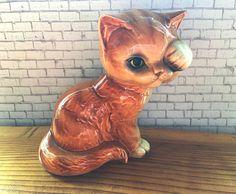 Vintage Goebel Kitten-West Germany