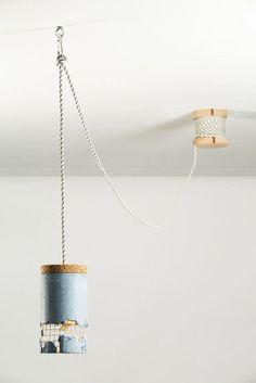 / lamp by Dragos Motica #ConcreteLamp