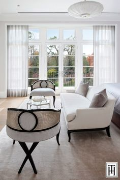 Custom furniture is typically the best way to go, in addition to mixing it in with art and modern pieces to capture the eye. Custom Furniture, Furniture Design, Bedroom With Sitting Area, Interior Architecture, Interior Design, Create Space, Wall Treatments, Design Process, Lighting Design