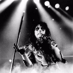 Alice Cooper (born Vincent Damon Furnier, February 4, 1948) is an American rock singer...