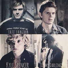 Evan Peters Man !❤ Lets Thank.God For Him !:D