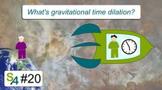 What's gravitational time dilation? Across The Universe, Paradox, Comebacks, Traveling By Yourself, Twins, Science, Gemini, Twin