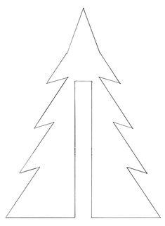 no martha - Árbol de Navidad 3D Galletas de Jengibre