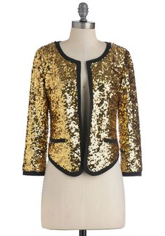 Go for Brooklyn Jacket, #ModCloth