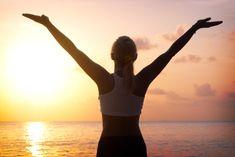 I love a good sun salutation! 10 reasons to do sun salutations.