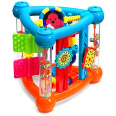 Baby-Coordination-Triangle-Toys-Toddler-Fun-Baby-Play-Kids-Learn-Development