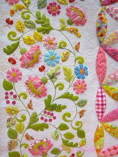 """I often get asked what inspires me to select a topic and how do I find the images. """"Cute Cloths"""" is a collection I have gathered for this post which started from seeing the quilt below in my Google+ feed. It simply caught my eye so I saved the image. The next day, in my …"""