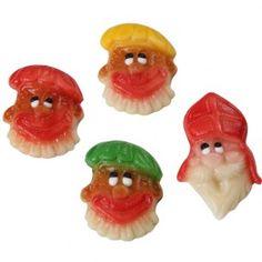 Sinterklaas figuurtjes van FunCakes.
