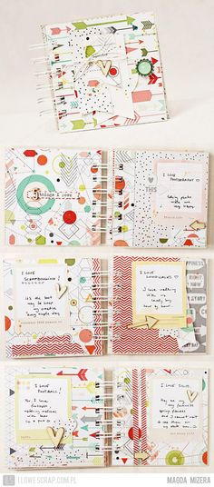 ILS - scrapbooking: Mini Album weekend :: vol.2
