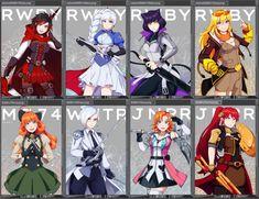 Rwby Anime, Rwby Fanart, Neon Katt, Rwby Bumblebee, Rwby Volume, Anime Tumblr, Red Like Roses, Rwby Memes, Rwby Ships