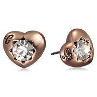 LNA007 GUESS náušnice  #supersperky #krasnesperky #nausnice #guess #luxus #sperky #sperk Swarovski, Stud Earrings, Heart, Jewelry, Luxury, Jewlery, Jewerly, Stud Earring, Schmuck