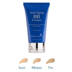 Hydroxatone AntiAging BB Cream  15 oz Light *** You can find more details by visiting the image link.
