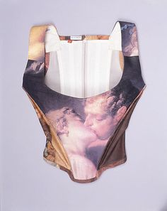 20-11-11 Bodice Vivienne Westwood (British, born 1941) Date: spring/summer 1994 Culture: British Medium: ...