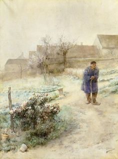 November   by Carl Larsson