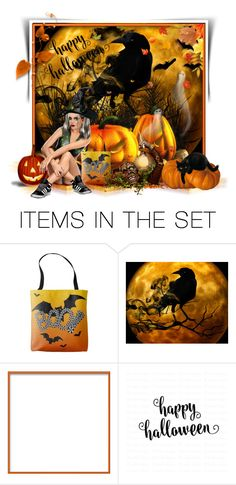 """The Witch's Hour"" by kmlvr9 ❤ liked on Polyvore featuring art"