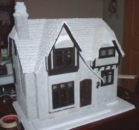 Glencroft dollhouse | Custom Styled Dollhouse Kits