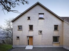 Mohren, family house, Switzerland, 2014, shingle wood facade