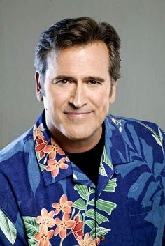 bruce campbell hawaiian shirt - Google Search
