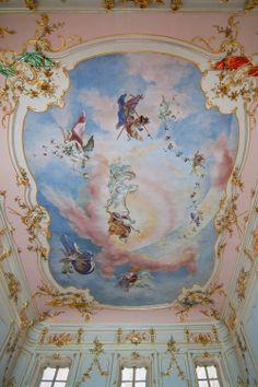 Hungria, Esterhazy Palace.