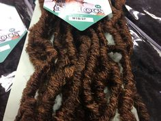 "'Nu Locs 18"" Synthetic Braid Crochet Hair by Bobbi Boss"