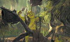 Mike Myers in Shrek Dreamworks Animation, Animation Film, Fiona Shrek, Princesa Fiona, Shark Tale, Pencil Test, Phantom Of The Opera, Magical Creatures, 20th Anniversary