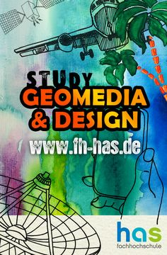 Study Geomedia and Design at HAS Den Bosch University of Applied Sciences!