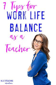 Finding work life balance as a teacher can be difficult. But with these seven steps any classroom teacher can put more time into doing what they love OUTSIDE of school! Click through to see which ones you can start today! New Teachers, Elementary Teacher, Classroom Teacher, Elementary Education, Classroom Ideas, Flipped Classroom, Autism Classroom, Student Teacher, Upper Elementary