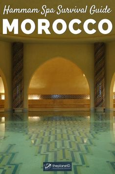 Hammam Spa Tips: Our Surreal Moroccan Massage Experience | These hammam spa tips will help you navigate your first Turkish bath anywhere in the world. If you can survive a Moroccan Hammam, you can survive any hammam. | Blog by the Planet D #Morocco #Hammam #TurkishBath #Spa | travel morocco | morocco travel | marrekesh morocco | morocco guide | morocco travel inspiration