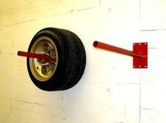garage tire storage ideas - Google-søgning