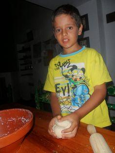 Centro de Naturaleza El Remolino:   AL RICO PAN!! En el taller de alimentos, hoy vam...