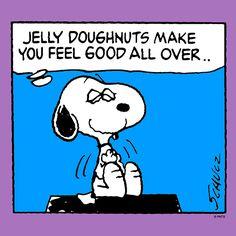Snoopy wisdom.