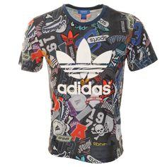 Adidas Originals Badge T Shirt Navy - That should be mine!