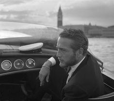 Paul Newman 1963 Venice