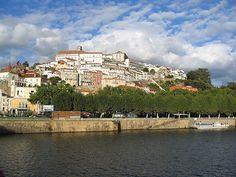 Coimbra, uno de las preciosas ciudades cerca de Oporto a las que merece la pena pagarle una visita