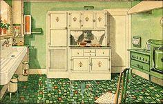 Apron History: Decorating- 1920s Style