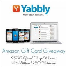 The Yabbly Great Decisions Giveaway