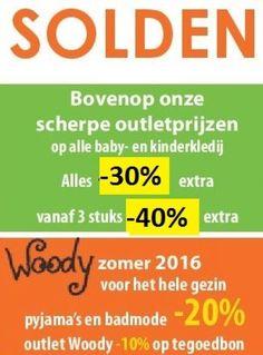 Solden tot -40% bovenop onze scherpe outletprijzen!! -- Oostrozebeke -- 08/07-13/07